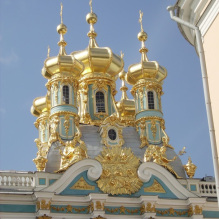 Russia, Catherine's Palace