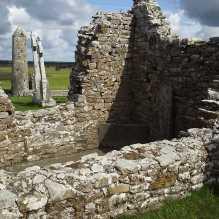 Clon Macnoise - A hauntingly beautiful place.