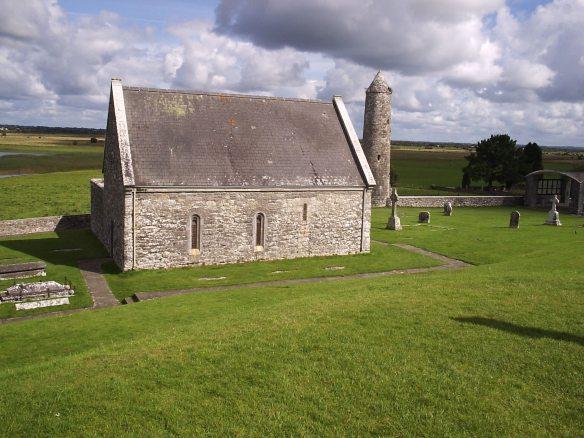 Clon Macnoise Monastery