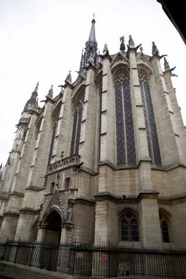 St Chapellel Exterior