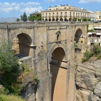 Ronda - a Small Town with a BIG Bridge