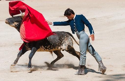 bullfighter ronda