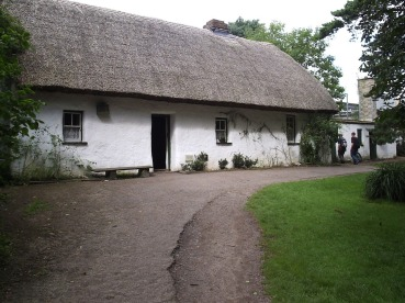 bunratty cottage