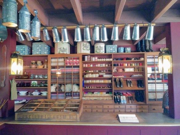 columbus store inside